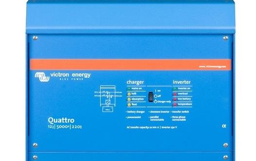 Inverter mit bis zu 5 kW Dauerlast